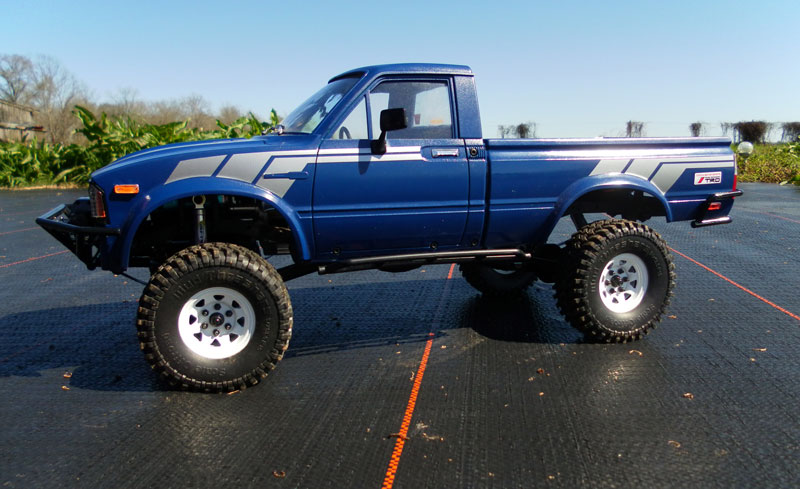 Trail Finder 2 - Hilux by Celd - Page 3 1710