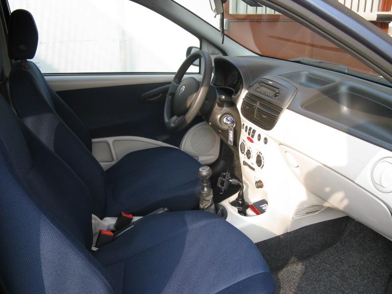La mia Fiat Punto 1.2 8v. dynamic del 2004 Img_4826