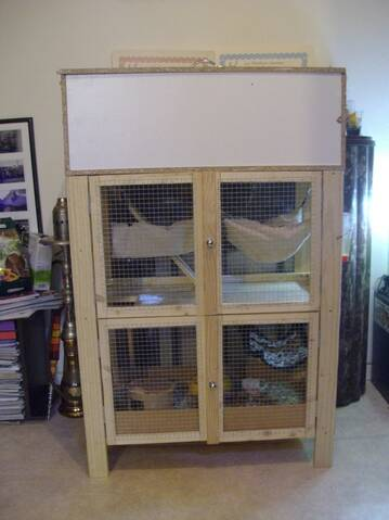 Ma Cage Fait Maison