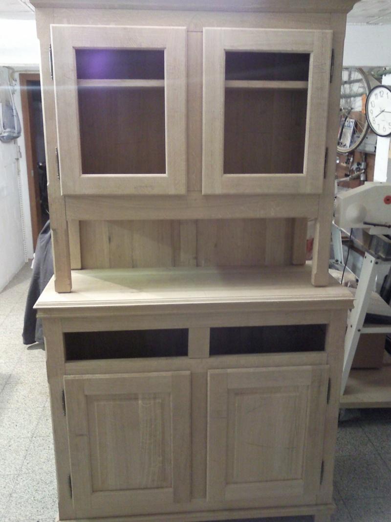 Dernière réalisation - meuble deux corps Snc00014