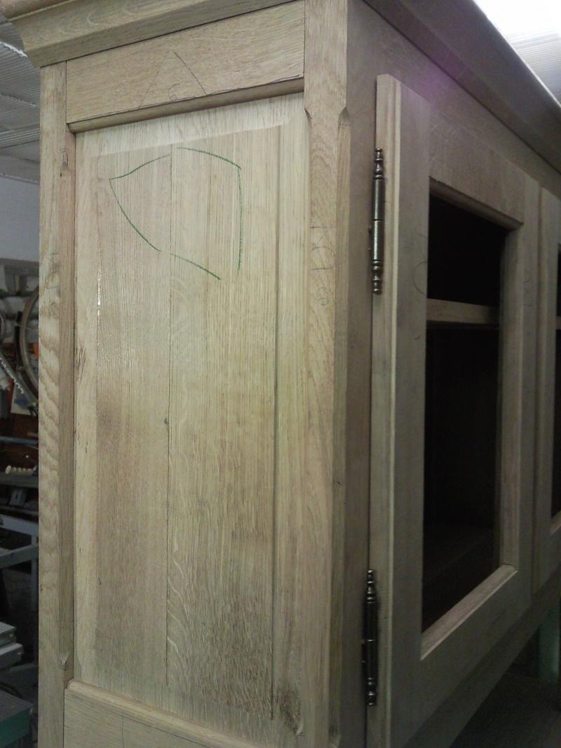 Dernière réalisation - meuble deux corps Snc00016