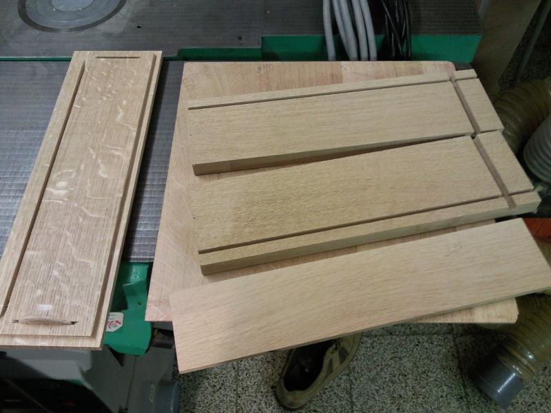 Dernière réalisation - meuble deux corps Snc00116