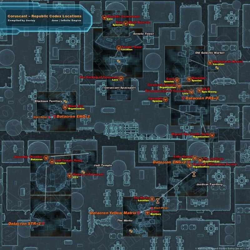 Entrées Codex par planète : Cartes Codex_10