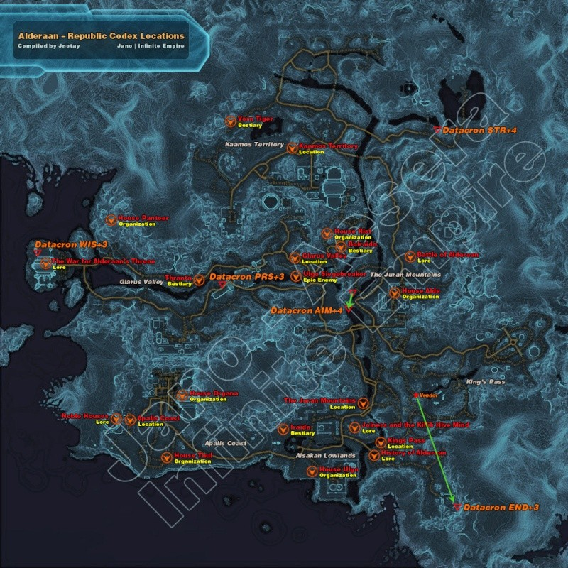 Entrées Codex par planète : Cartes Codex_13