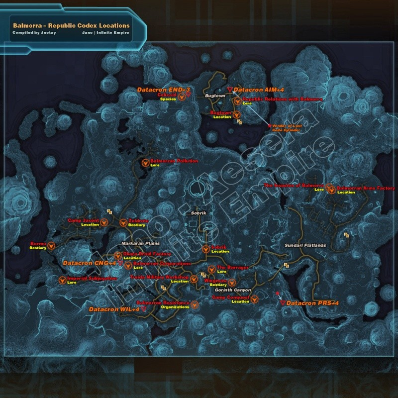 Entrées Codex par planète : Cartes Codex_14