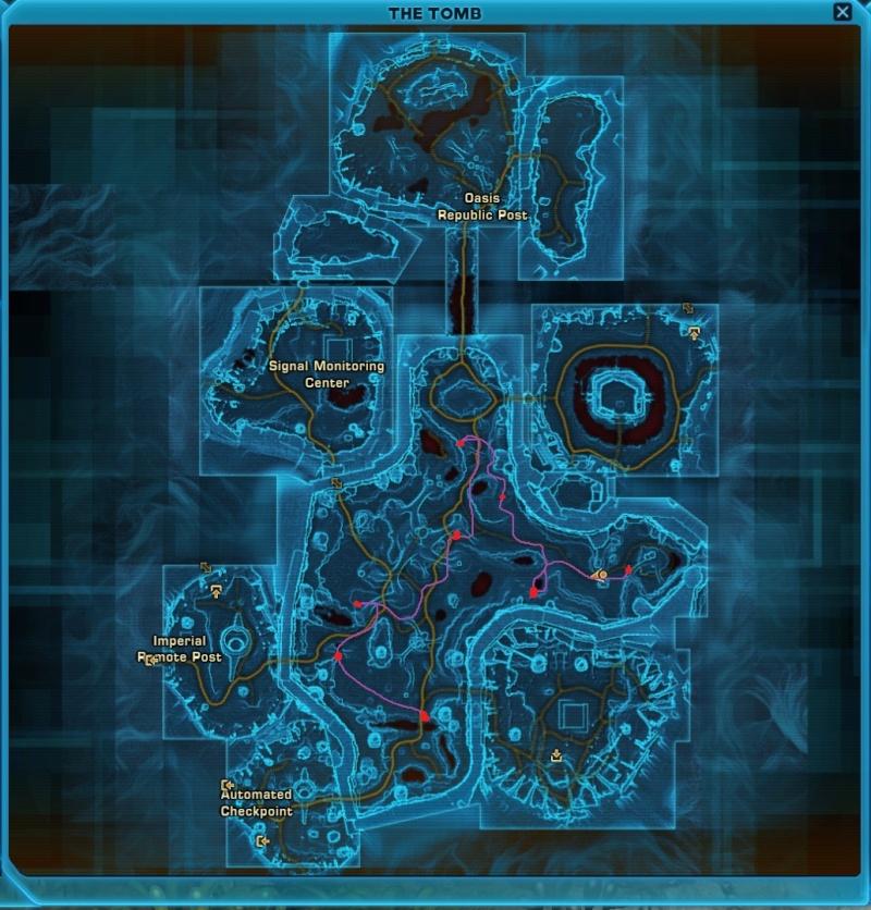 Position des Datacron Cubes10