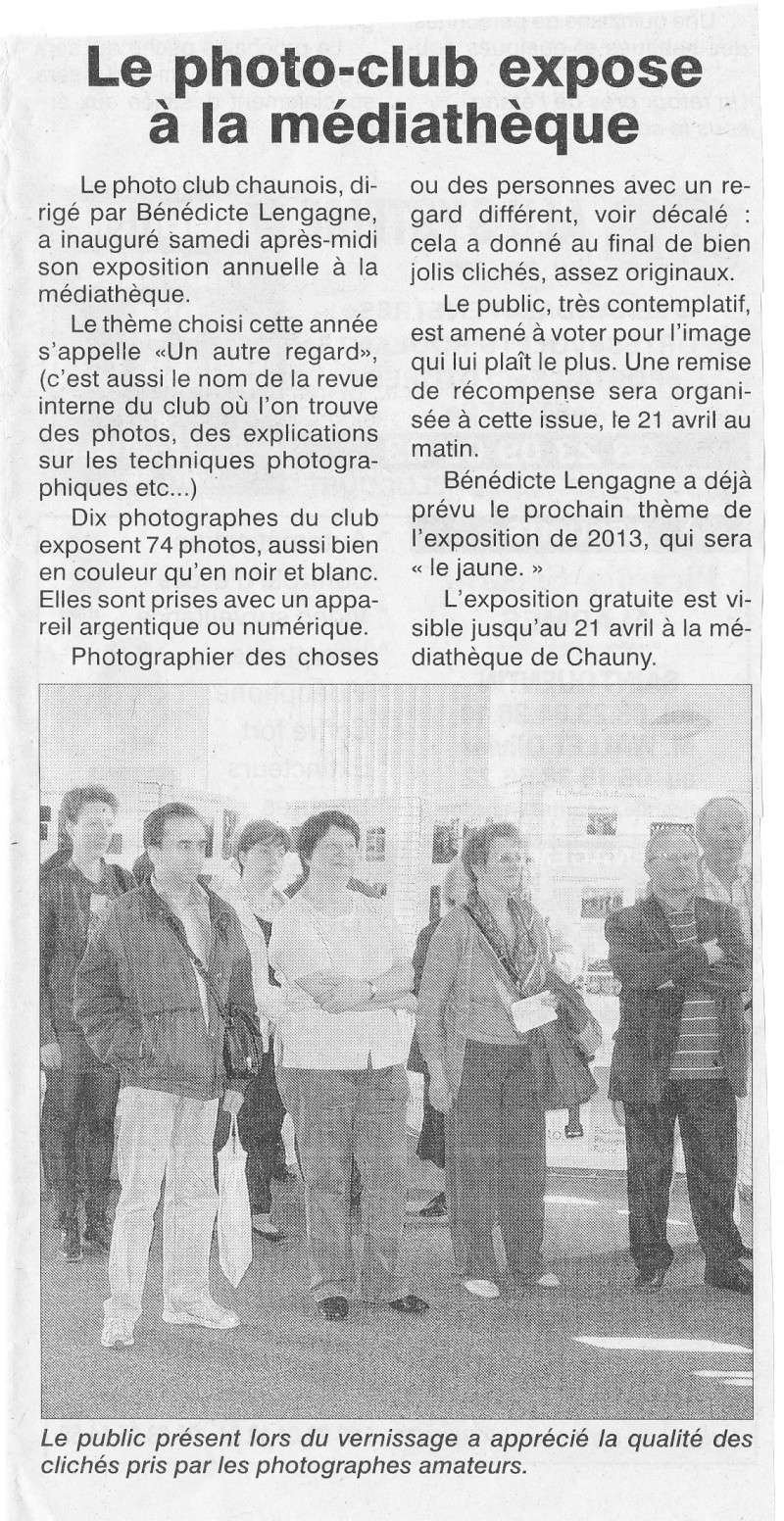 Exposition de photographies Autre Regard du 24 mars au 21 avril 2012  Aisne_11