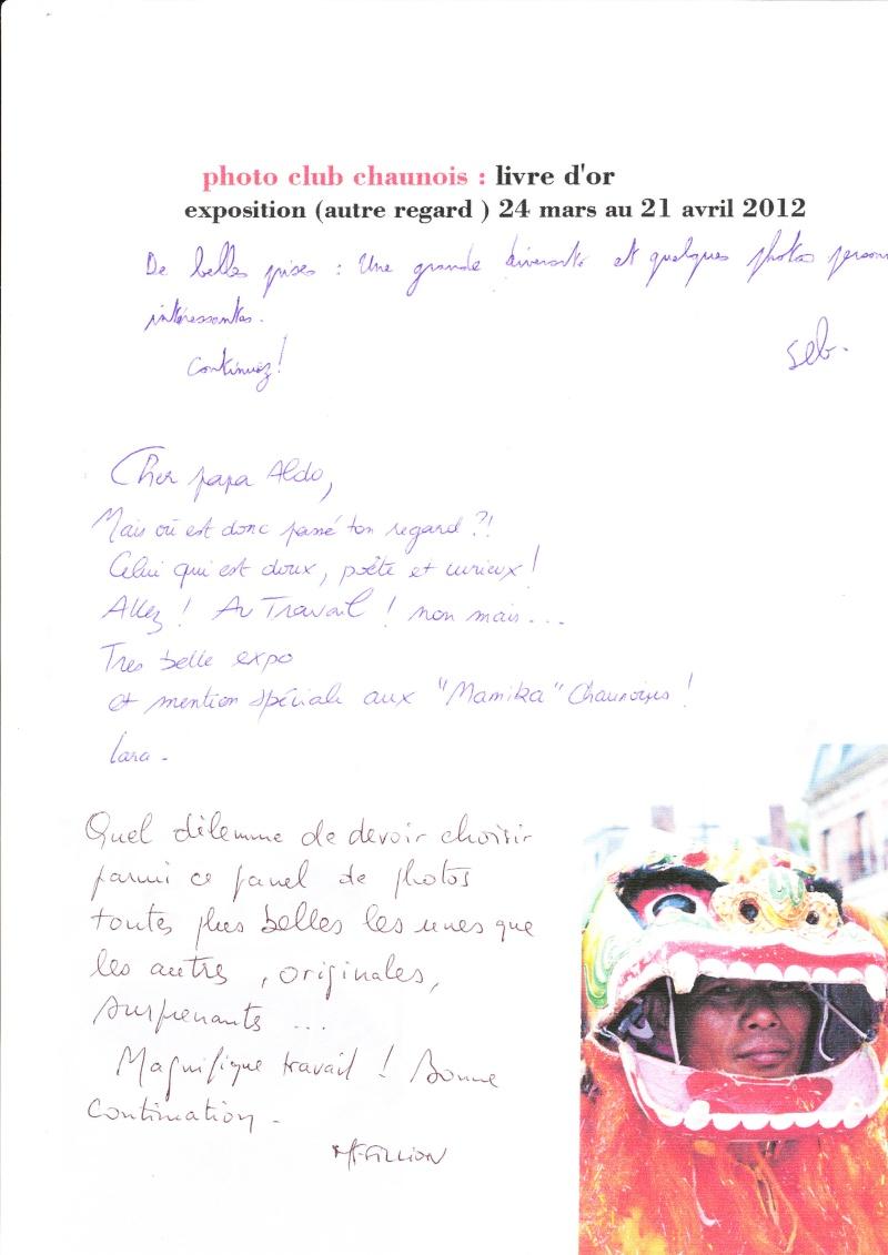 Exposition de photographies Autre Regard du 24 mars au 21 avril 2012  Livred11