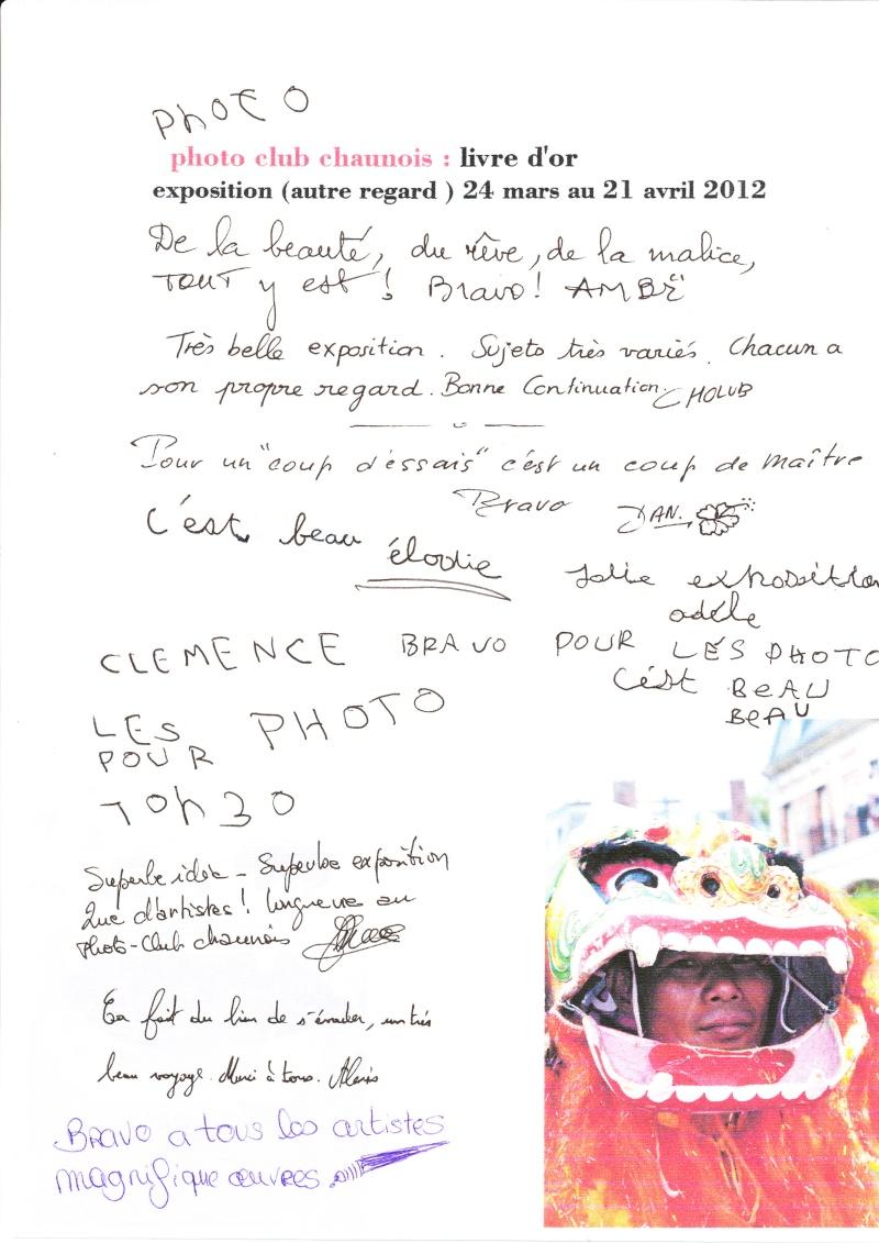 Exposition de photographies Autre Regard du 24 mars au 21 avril 2012  Livred12