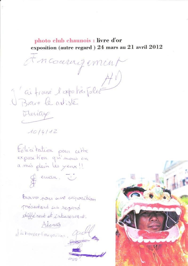 Exposition de photographies Autre Regard du 24 mars au 21 avril 2012  Livred13