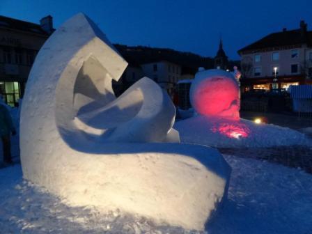 sympo sur neige a la Bresse 39995711