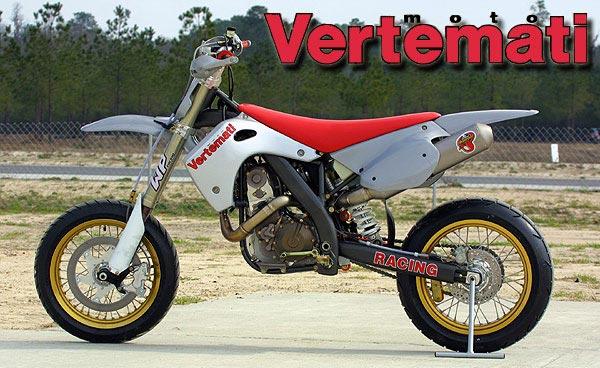 550 supermot championne de france 2008 Vert110
