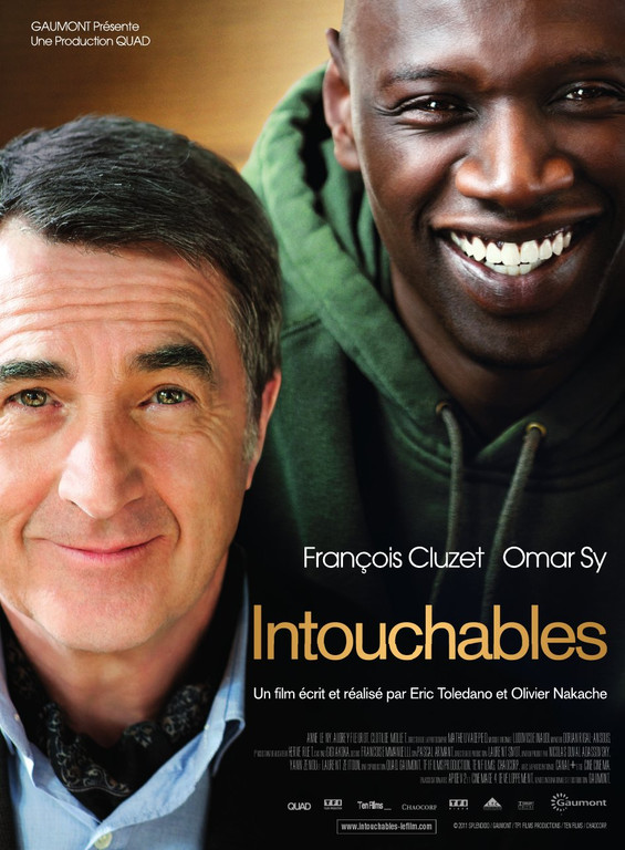 INTOUCHABLES Affich10