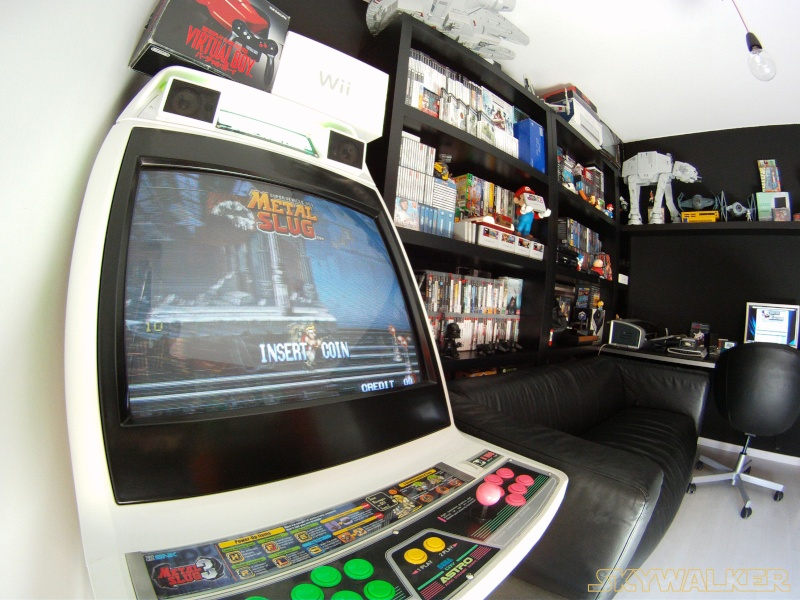 La GameRoom de SkyWalker__ 15410
