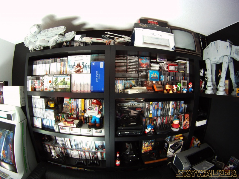 La GameRoom de SkyWalker__ 17210