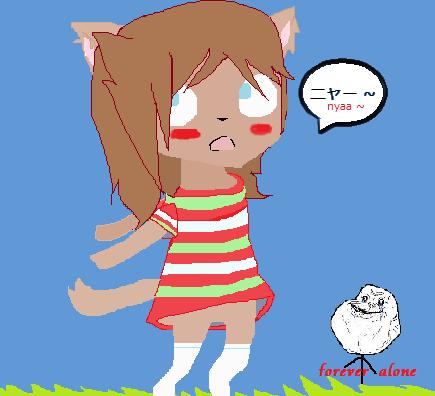Choco the cat Choco-30