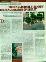 Les commerçants juifs de Molenbeek à Bruxelles ont été chassés Molenb11
