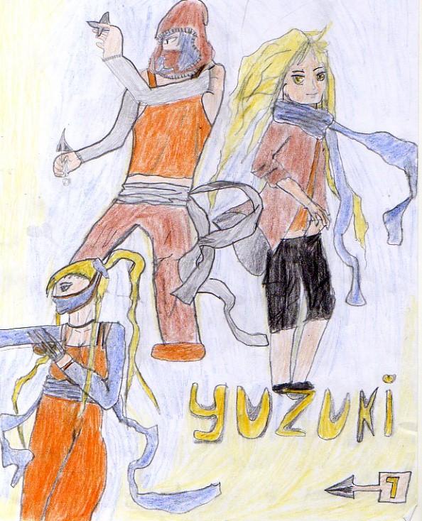 dessins et signatures faits par Mitsuki ! Img17710