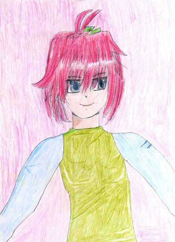 dessins et signatures faits par Mitsuki ! Img17810