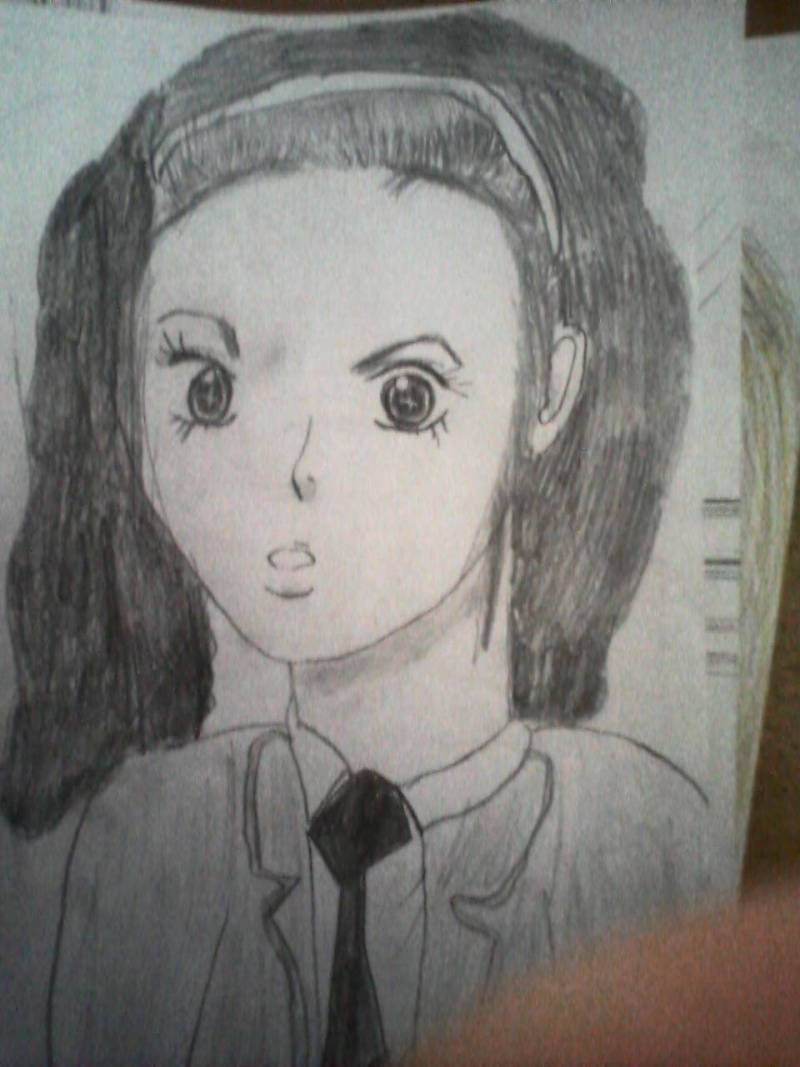 dessins et signatures faits par Mitsuki ! Photo-15