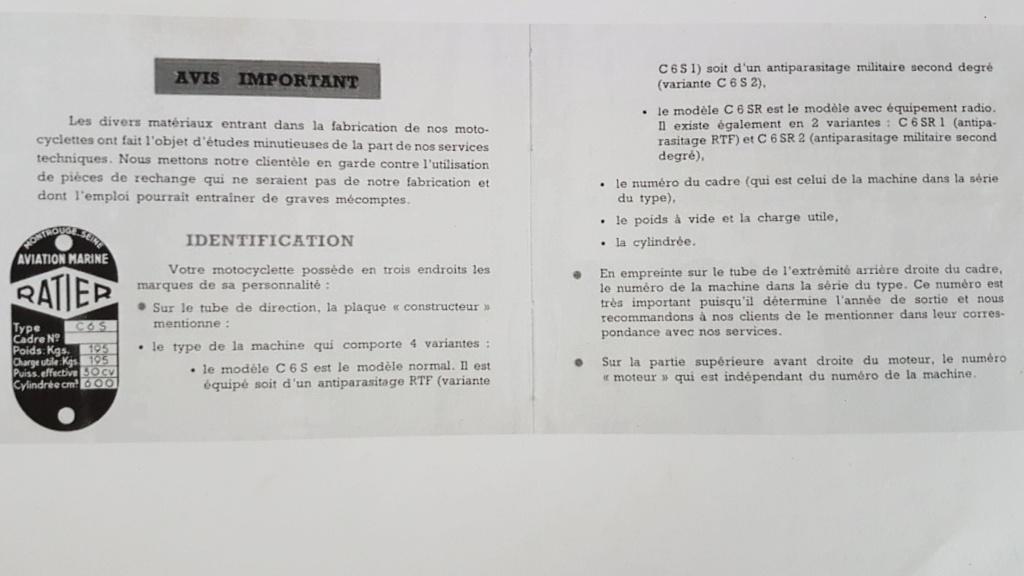 Restauration de Caroline, ma C6S - Page 2 20200510