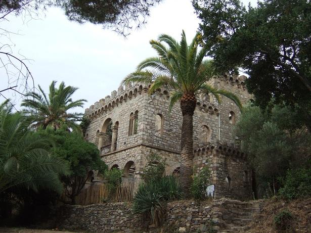 (83) Château Saint-Pierre - Hyères Dscf0040
