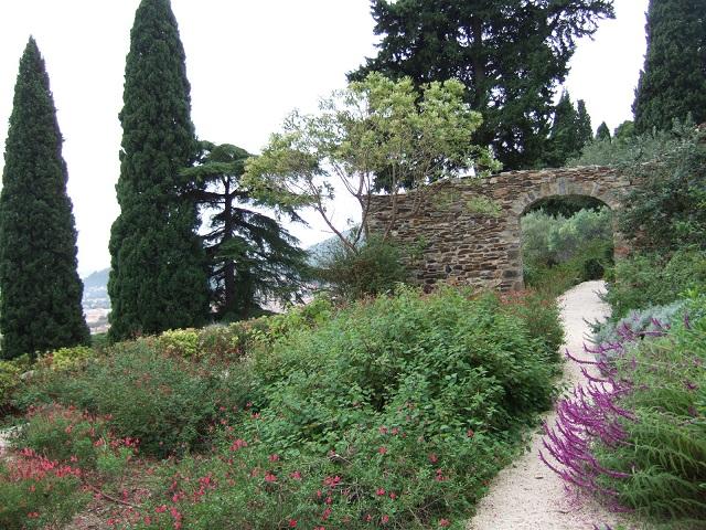 (83) Parc du Castel Sainte-Claire - Hyères Dscf1737