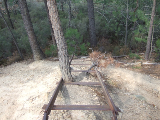 Balade dans le Colorado provençal - Rustrel (84) Dscf8321