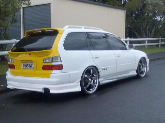 2000 bz-touring corolla 4age 20v blacktop turbo!!!!! 24184824