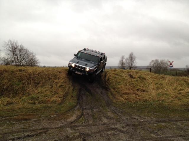 Bonjour de la Belgique :D Hummer12