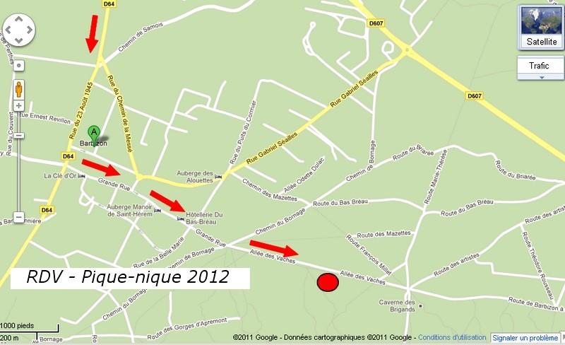 Barbizon 77 - Pique-nique en famille le dimanche 27 mai 2012 Pique-10