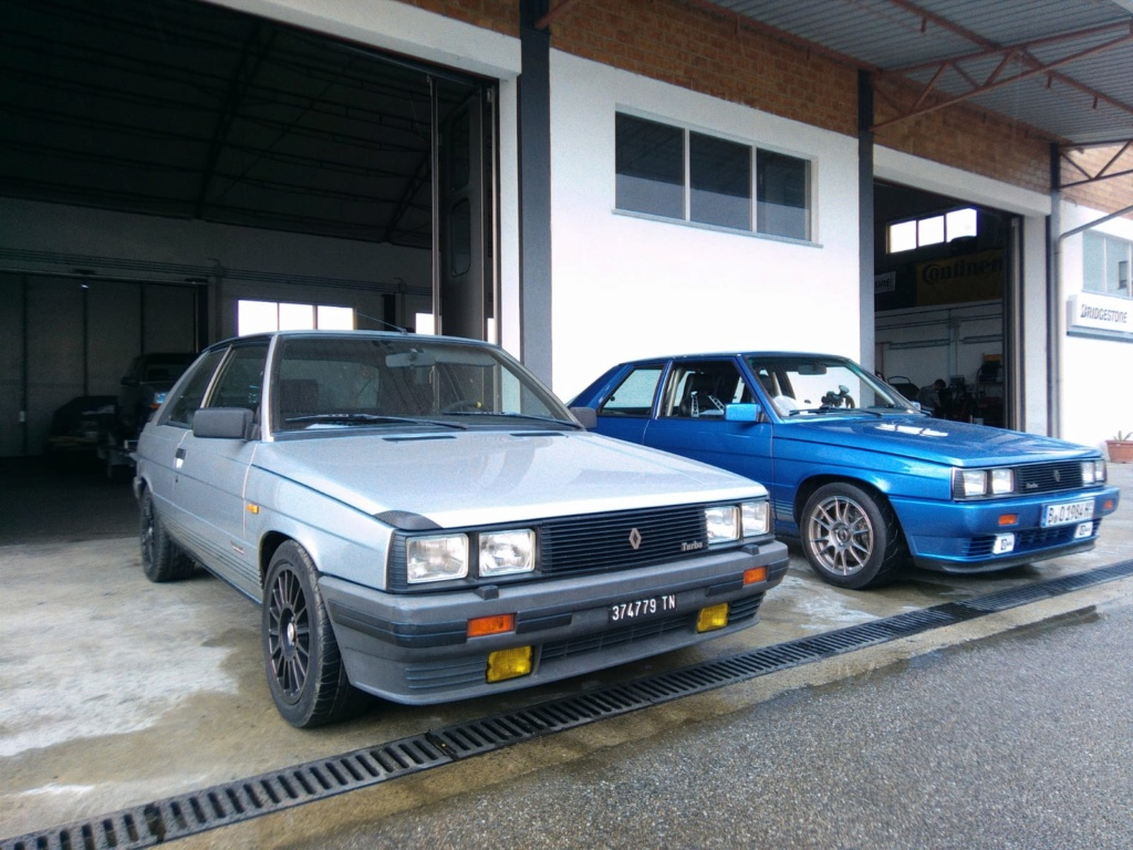 Renault 11 1.8 16v TURBO - Berlin tuning style - Page 4 D973bd10