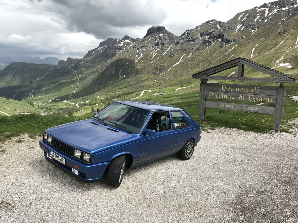 Renault 11 1.8 16v TURBO - Berlin tuning style - Page 4 Ef701310