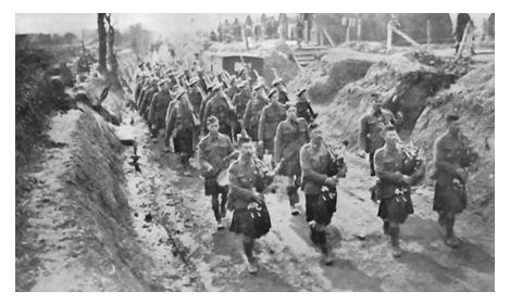 RESTAURATION D'UNE CORNEMUSE AYANT PARTICIPE A LA GRANDE GUERRE 1914/1918 1010
