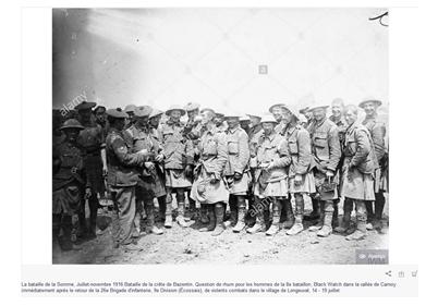 RESTAURATION D'UNE CORNEMUSE AYANT PARTICIPE A LA GRANDE GUERRE 1914/1918 310
