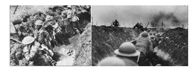 RESTAURATION D'UNE CORNEMUSE AYANT PARTICIPE A LA GRANDE GUERRE 1914/1918 910