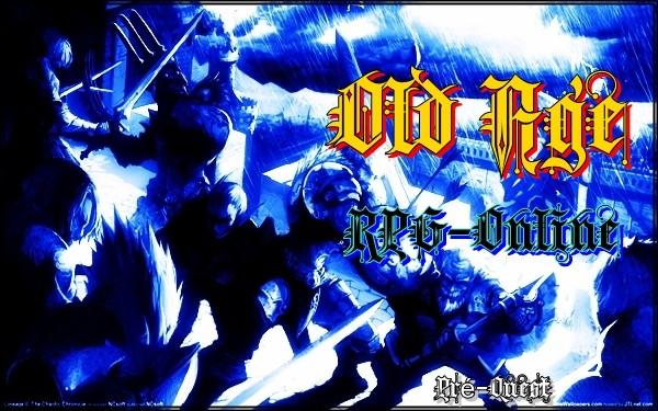 Old Age RPG-Online - Portal Fantas11