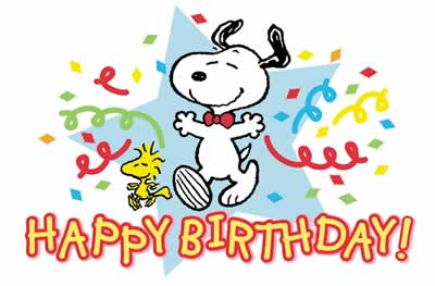 Joyeux anniversaire ! Snoopy10