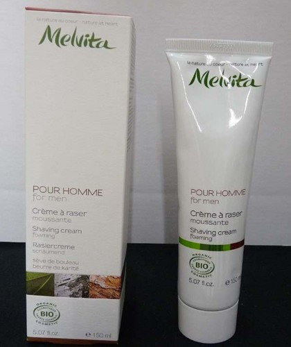 MELVITA crème à raser Melvit11