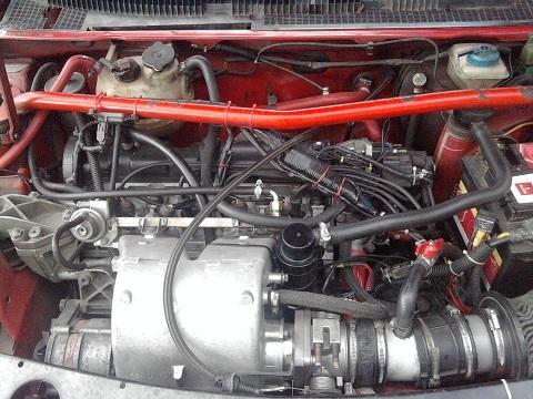 [cisco 1900] 205 GTI 1.9L Gris Futura 1988 Zzzixb10