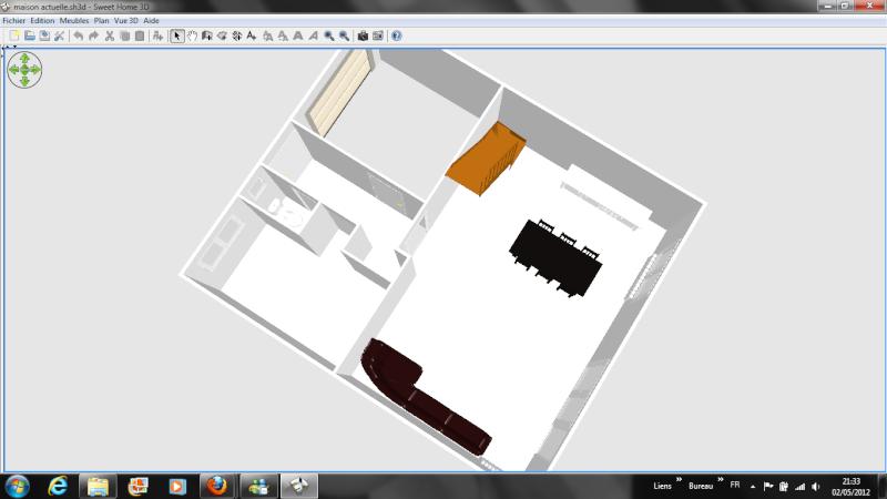 réaménagement du couloir et de la cuisine :avis et conseils sont les bienvenus Maison14