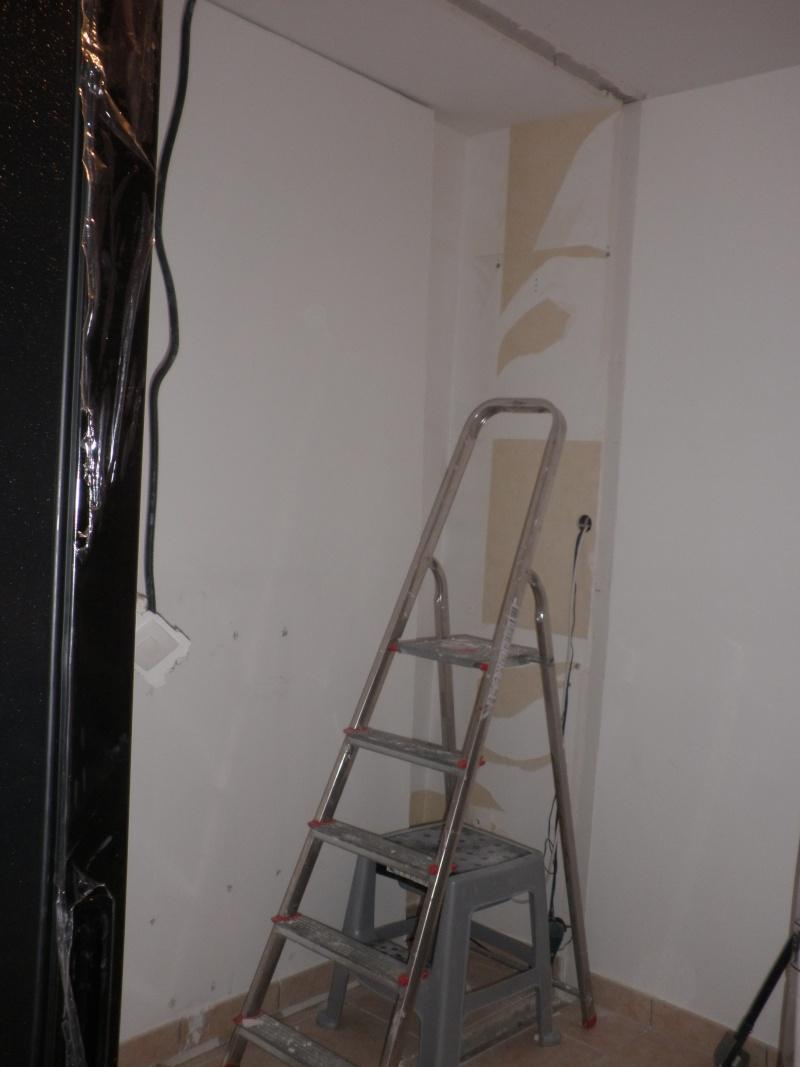 réaménagement du couloir et de la cuisine :avis et conseils sont les bienvenus P7292110