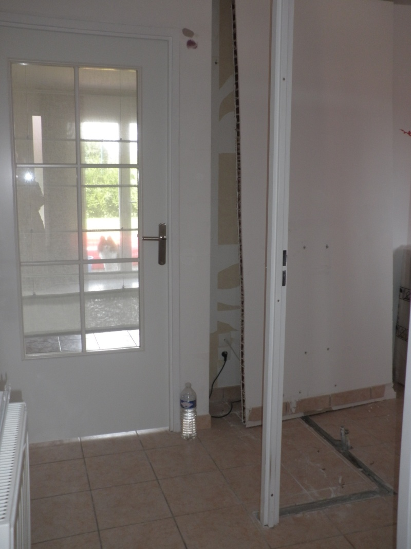 réaménagement du couloir et de la cuisine :avis et conseils sont les bienvenus P7292115