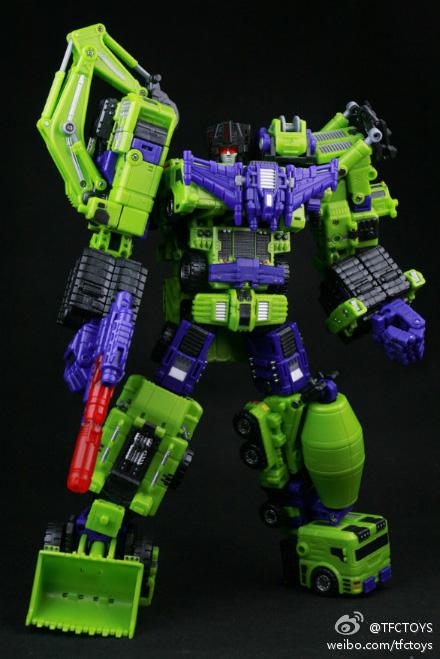 [MakeToys] Produit Tiers - Jouet Yellow Giant ou Green Giant - aka Devastator/Devastateur - Page 3 Tfc_he10