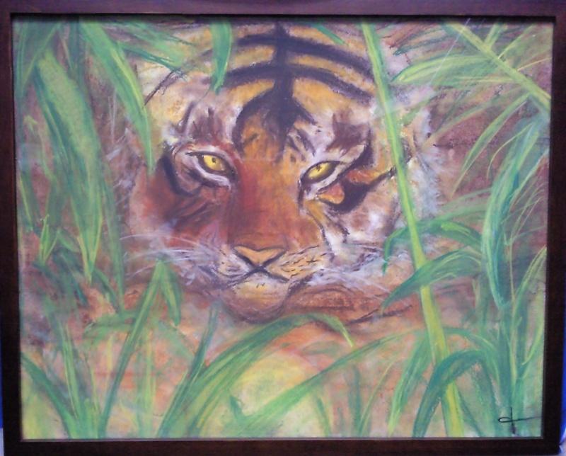 [Dessins] Mes divagations artistiques Tigre_10