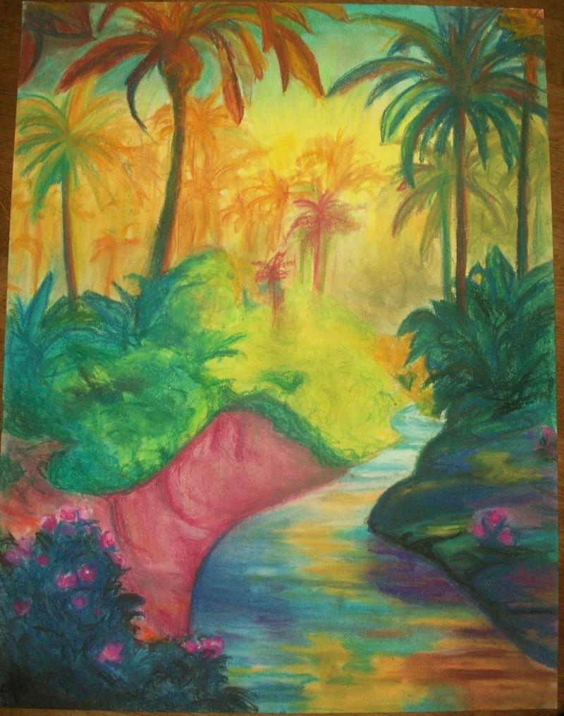 [Dessins] Mes divagations artistiques Tunisi11