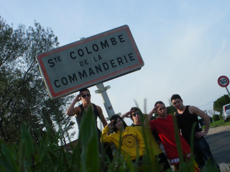 Sainte Colombe de la Commanderie Imgp0711