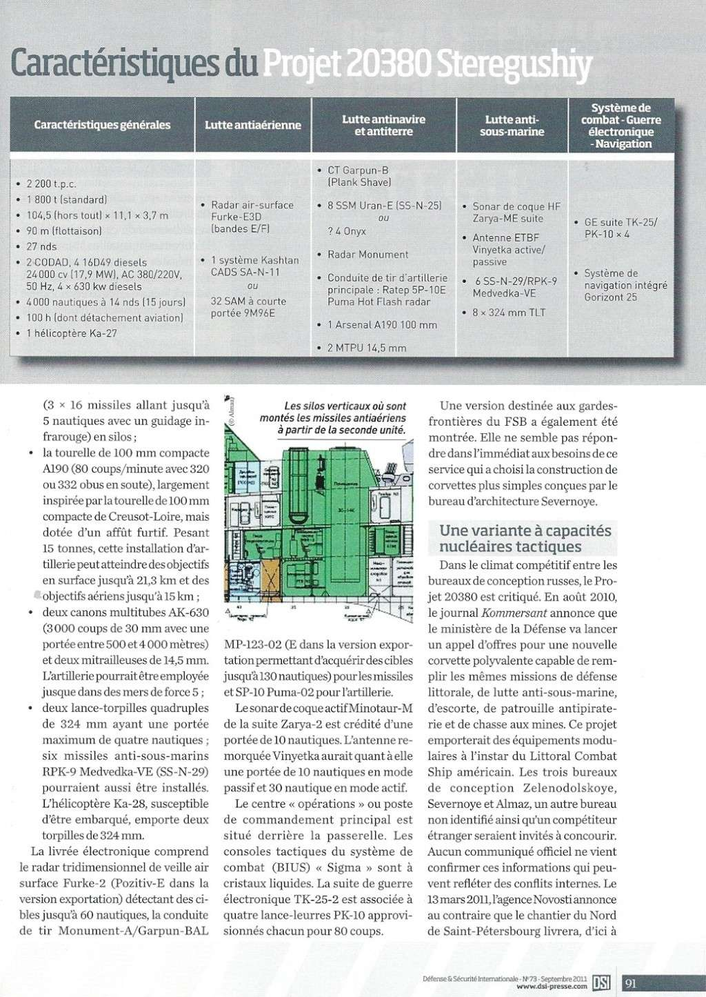 السوق الجزائري يمثل 13٪ من مبيعات الاسلحة الروسية +( أخبار صفقات الجزائر) Corvet14
