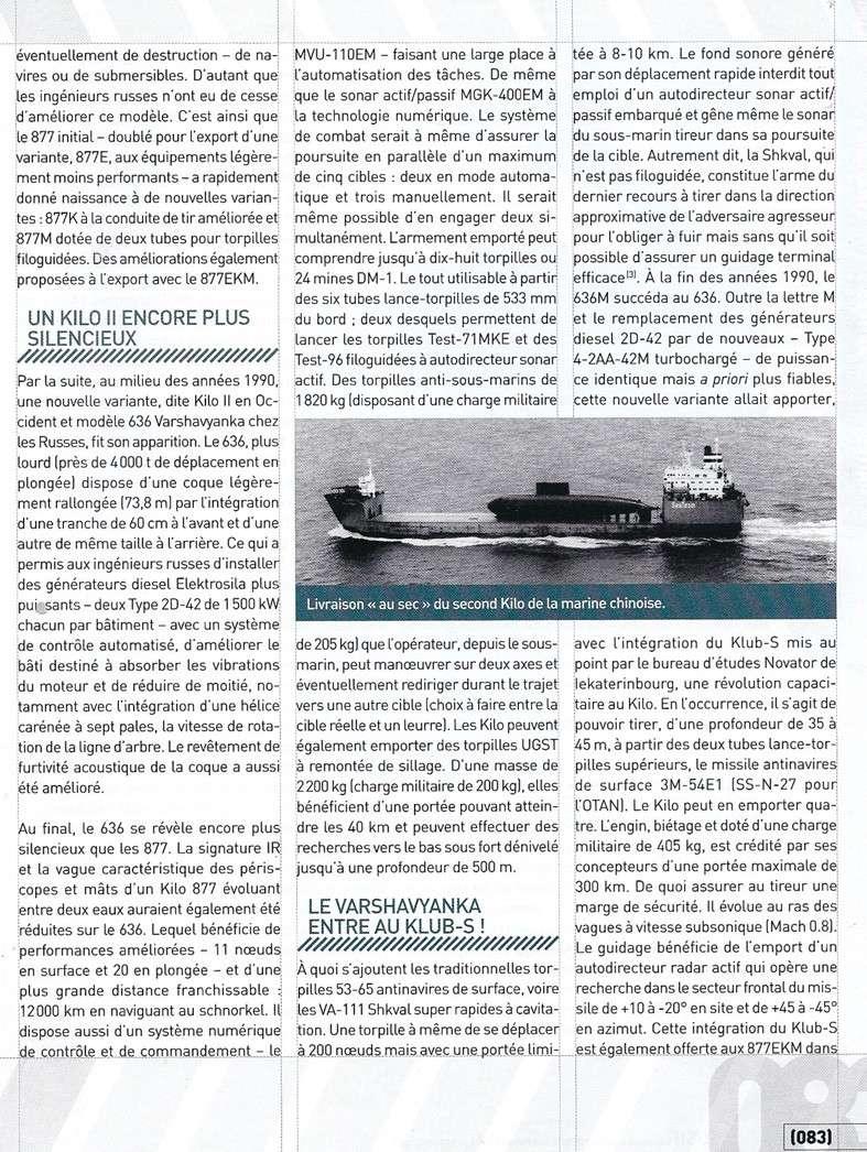 sous marins dans le monde - Page 3 Kilos_11