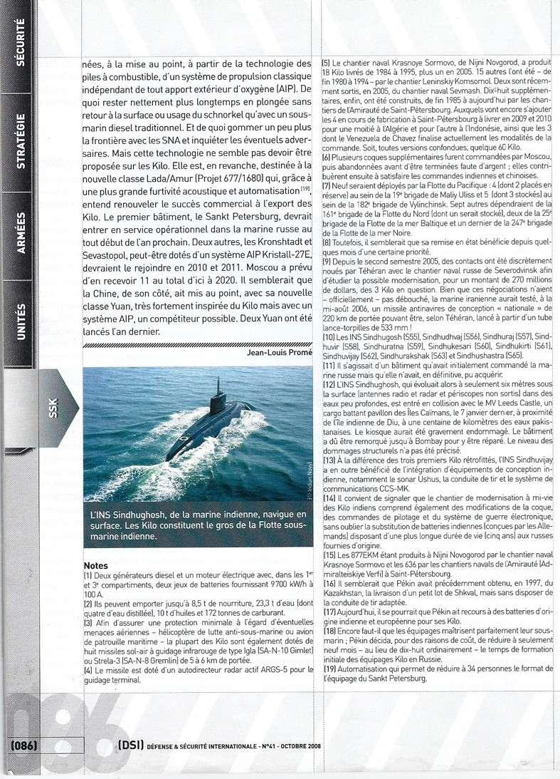 sous marins dans le monde - Page 3 Kilos_14